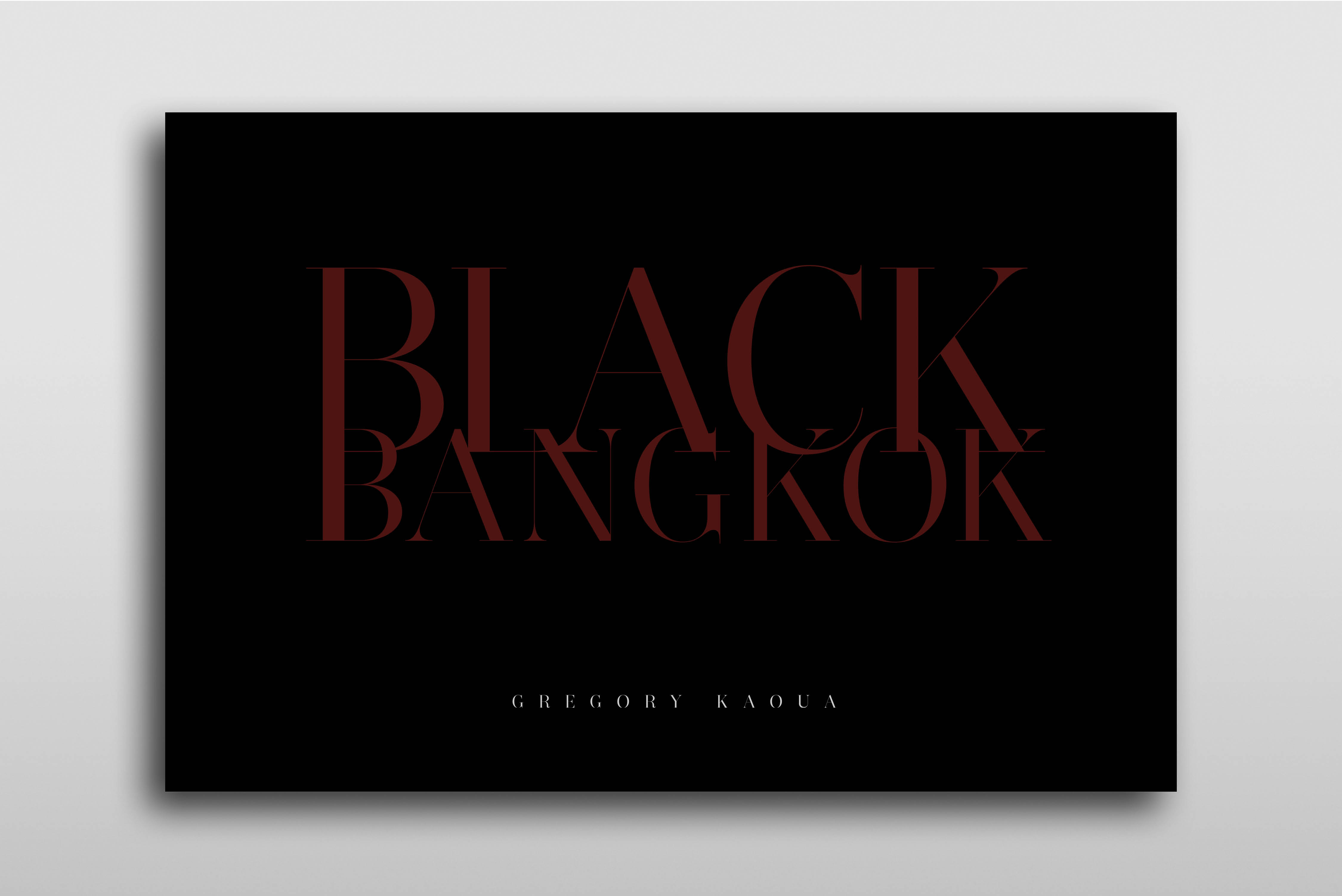 Black Bangkok