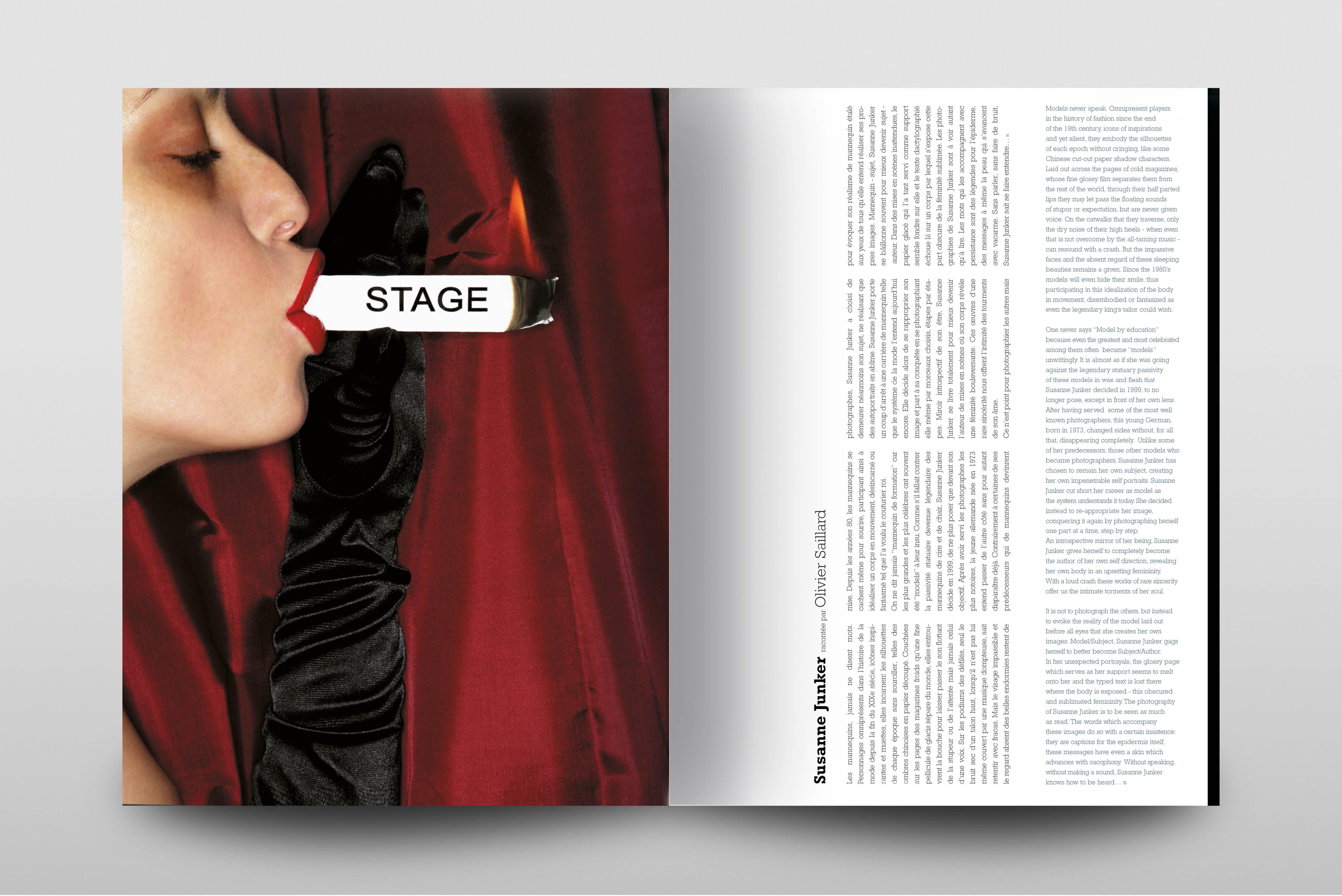 Stageback