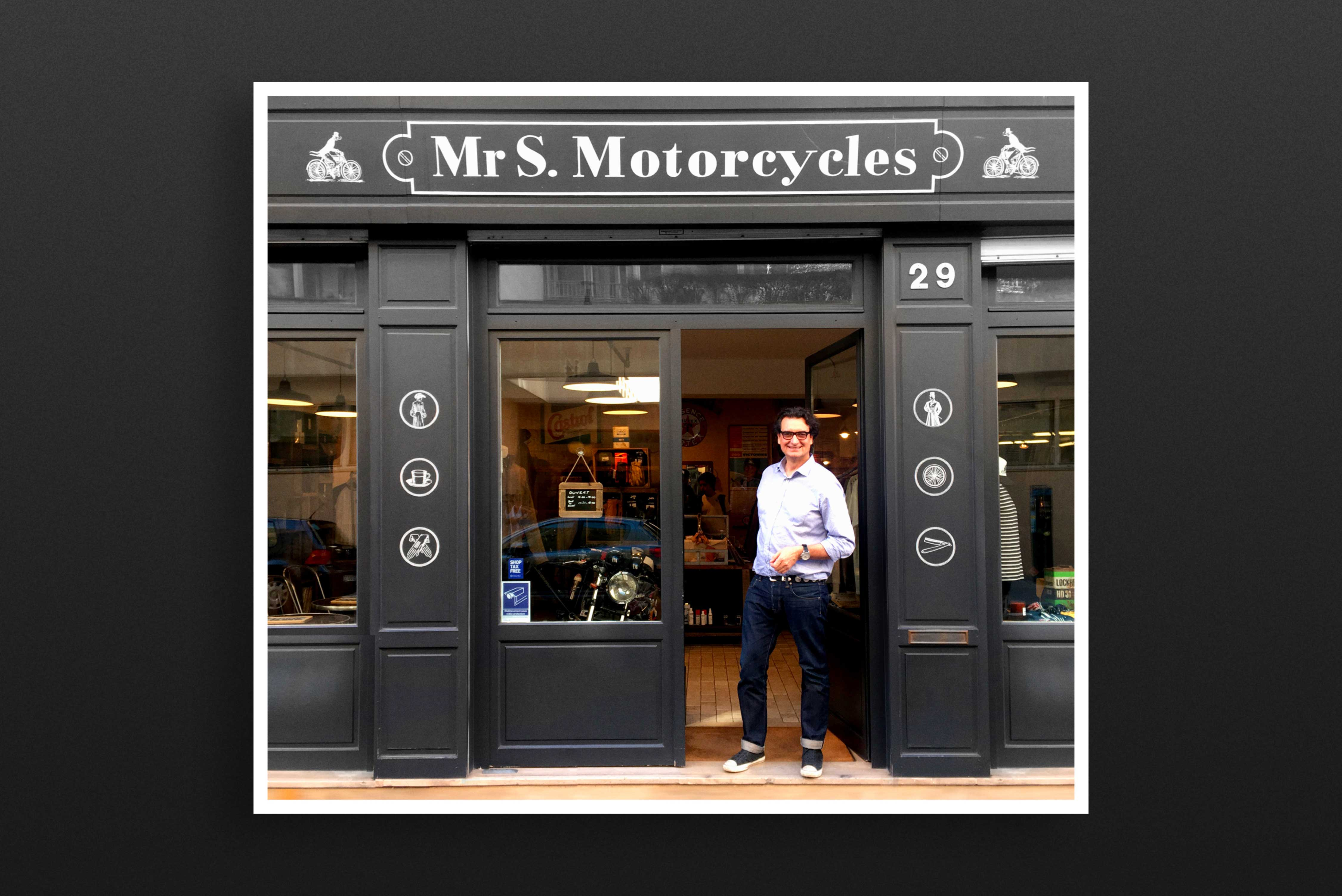 Mr S. Motorcycles